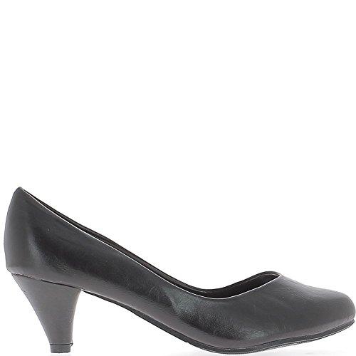 ChaussMoi Zapatos Marrones de Tacón 5,5 cm
