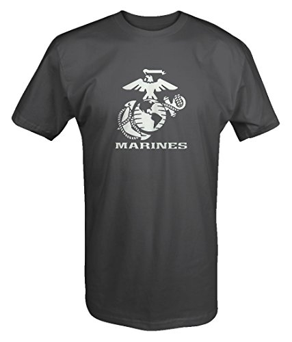 US Marines Eagle Globe Anchor Crest USMC Semper FiT shirt (Usmc Globe And Anchor)