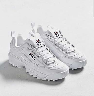 Fila classic fashion sneakers unisex - full white