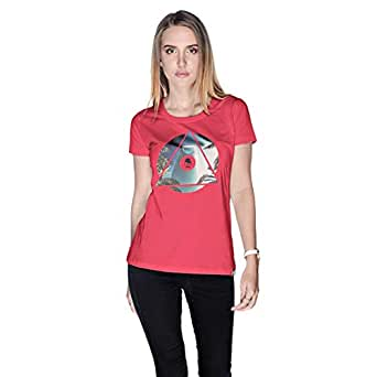 Creo T-Shirt For Women - S, Pink