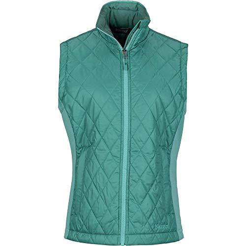 より平らな学ぶ(マーモット) Marmot レディース トップス ベスト?ジレ Kitzbuhel Insulated Vest [並行輸入品]