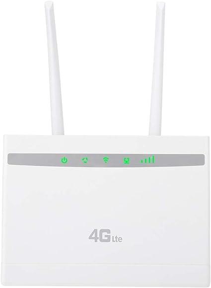 Amazon.com: Mugast - Enrutador de CPE 4G, IPV4/IPV6 con ...