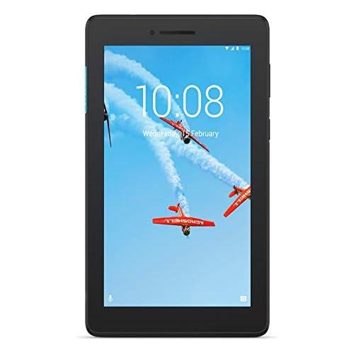 chollos oferta descuentos barato Lenovo Tab E7 TB 7104I ZA410058SE WiFi LTE Tablet 17 8 cm 7 1024 x 600 Pixeles 16 GB 3G Android 8 0 Negro