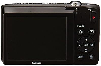 Nikon Coolpix A100 20.1 MP Point & Shoot Digital Camera, Black by Nikon