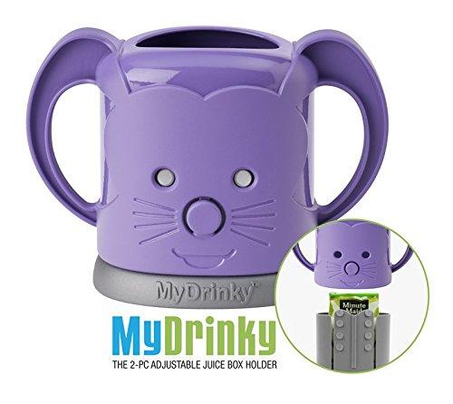 MyDrinky - The Adjustable Juice Box Holder - Adjustable Juice Holder Box