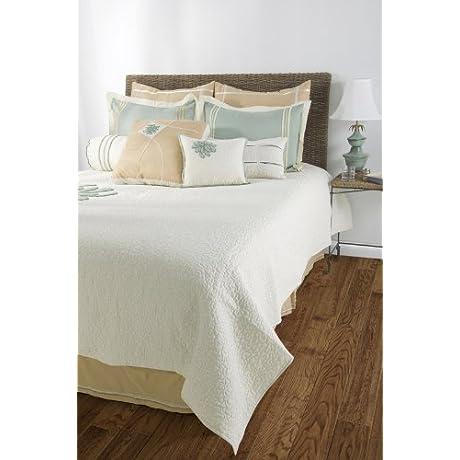 Rizzy Home BT 543K Bloom 11 Piece Comforter Set King