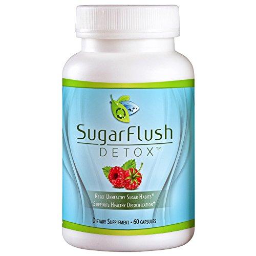 Le n ° 1 Sucre Detox Supplément: SugarFlush