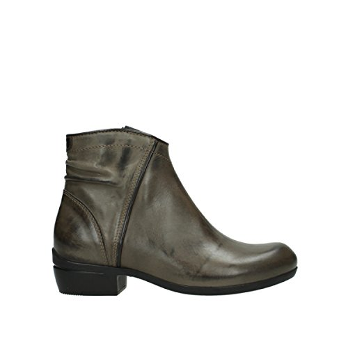Wolky Comfort Boots Winchester WP - 30150 Taupe Leather - 43