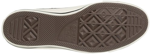 adulto Unisex Sneaker HI Converse Green Star Textile Tartan 8wgpcfIq