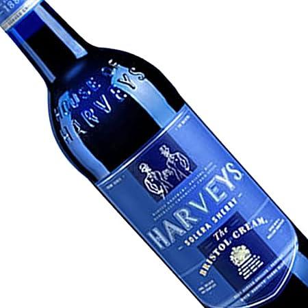 Vino Harveys Bristol Cream de 75 cl - D.O. Jerez-Sherry - Bardinet (Pack de 6 botellas)