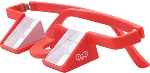 Y&Y Plasfun belay glasses (Red)