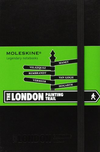 Download The London Painting Trail: Moleskine City Guide Notebook pdf