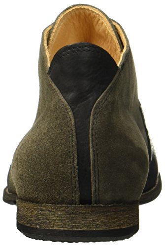 Denken! Mannen Guru_282694 Desert Boots Zwart (sz / Kombi 09)