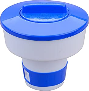 Pool chemical dispenser by aquatix pro offers premium floating chlorine dispenser for Chlorine or bromine for swimming pools
