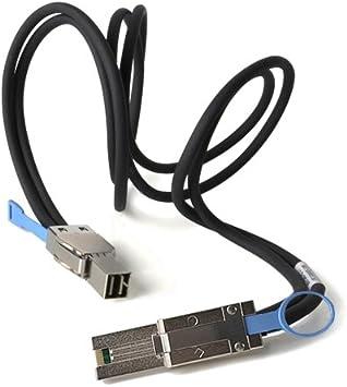 Amazon Com 1 Meter Mini Sas Hd To Mini Sas Sff 8644 To Sff 8088 Cable Computers Accessories
