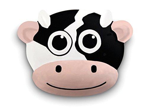 (Kikkerland Cow Talking Bag Clip, Pack of 2)