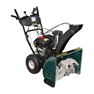 B003VIWN9Y_Yard-Man 31AM63LF701 26-Inch 208cc Gas Powered Two Stage Self Propelled Snow Thrower With Electric Start