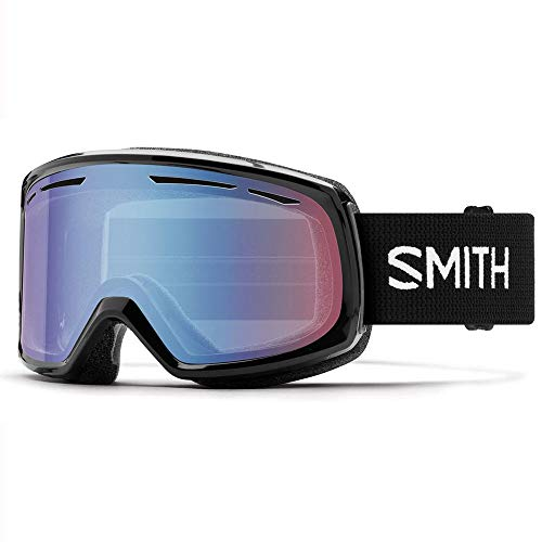 Crystal Womens Ski - Smith Women's Drift Mirror Ski Goggles Blk/Bluesensor Mirr NO SIZE