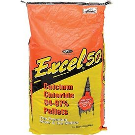 (Calcium Chloride Ice Melt, 50 Lb. Bag)