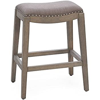 Remarkable Amazon Com Belham Living Hutton Backless Counter Stool Uwap Interior Chair Design Uwaporg