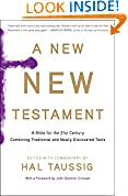 #5: A New New Testament: A Bible for the Twenty-first Century Combining Traditional and Newly Discovered Texts