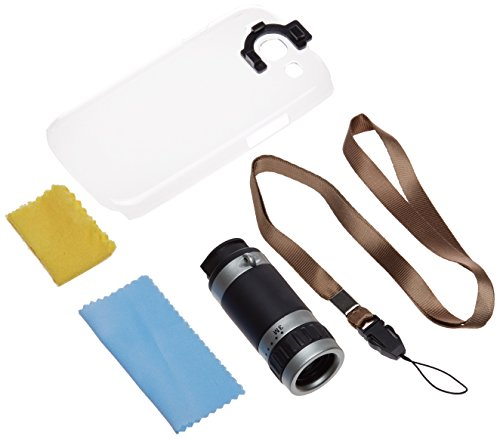 Neewer 8 x Zoom Telescope Camera Lens Case Cover for Samsung Galaxy S3 SIII i9300