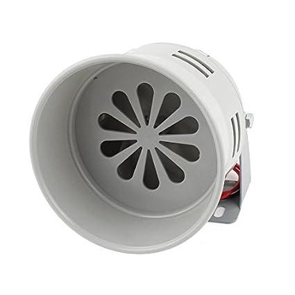 Amazon.com : eDealMax EM-290 de plástico gris de alarma ...
