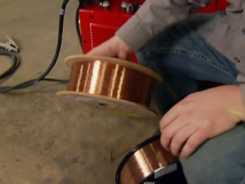MIG Welding 101 Different Machines, Set Up's and Techniques. America's Top Trails Pt 2