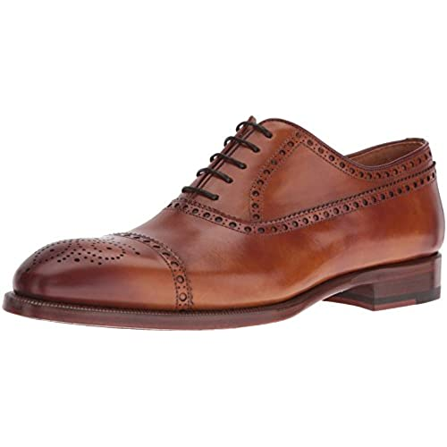 70c39cf8563a2 Magnanni Men's Laird Oxford lovely - appleshack.com.au