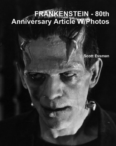 The History Of Halloween Article (FRANKENSTEIN: 80th Anniversary Article)