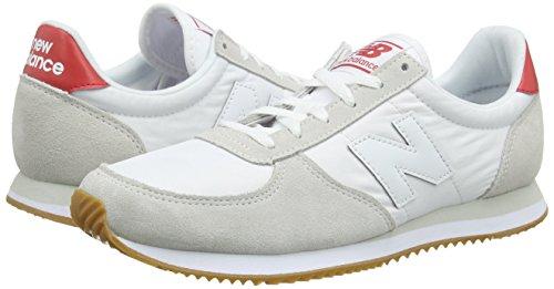 Donna Vw Sneaker 220 Bianco Balance New pomelo white BUtvqtxw