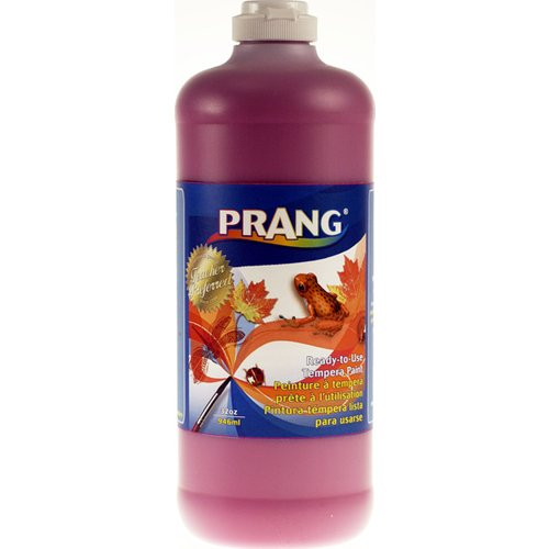 Prang Ready-to-Use Liquid Tempera Paint, 32-Ounce Bottle,...