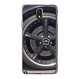 Protection Cases For Galaxy Note3 / Cases Covers For Galaxy(black Ac Schnitzer Bmw M Roadster Wheel)