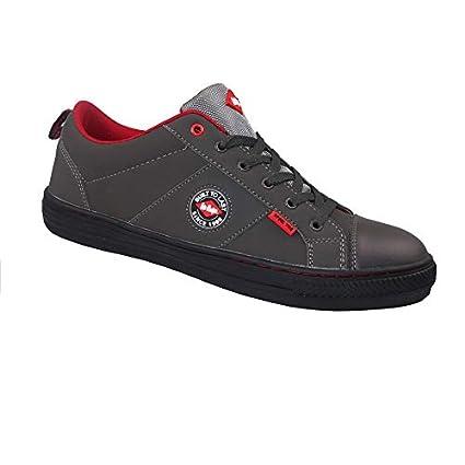 Lee Cooper Workwear Lcshoe054 Black 36 EU Chaussures de s/écurit/é Adulte Mixte Noir
