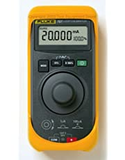 Fluke 707 Loop Calibrator with Quick Click Knob, 28V Voltage, 24mA Current, 0.015 Percent Accuracy