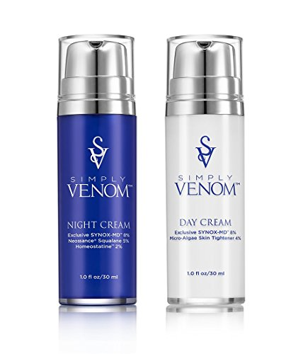- Simply Venom Anti-Aging Day & Night Cream Duo