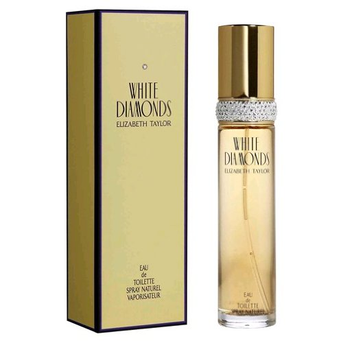 Elizabeth Taylor White Diamonds, 3.3 Fluid Ounce
