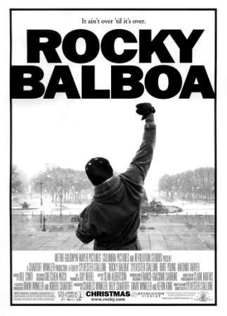 La película Rocky Balboa Sylvester Stallone Motivational citados 30.5x 45.7cm Póster Impresión de carteles Elite...