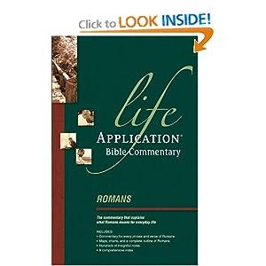 Romans (Life Application Bible Commentary) David R. Veerman and Bruce B. Barton