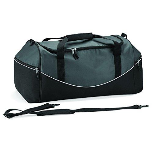 Reisetasche 'Teamwear Holdall', Farbe:Graphite/Black/Light Grey
