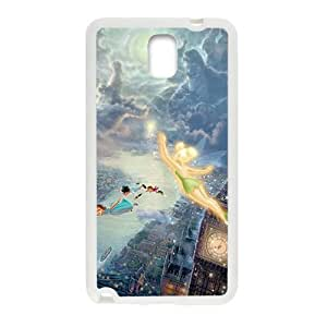 Happy Tinker Bell Phone Case for samsung galaxy Note3 Case