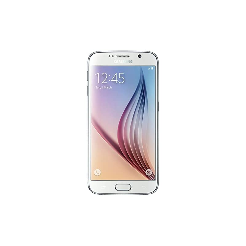 Samsung Galaxy S6 SM-G920V 64GB White Sm