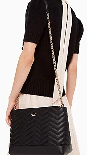 Kate Spade Reese Park Lorie Top Zip 2 Position Slide Chain Strap Shoulder Bag