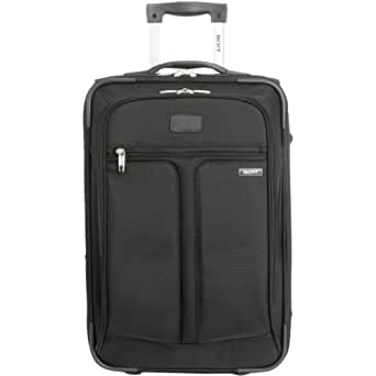 Boyt Luggage 22 Inch Expandable Glider, Black, One Size