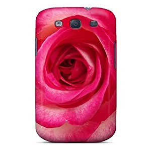 Premium This Rose Is Dedicated To My Wonderful Mother Back Cover Snap On Case For Galaxy S3