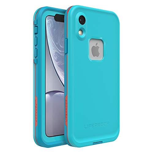 Lifeproof FR? SERIES Waterproof Case for iPhone XR - Retail Packaging - BOOSTED (BLUE ATOLL/HAWAIIAN OCEAN/EMBERGLOW)