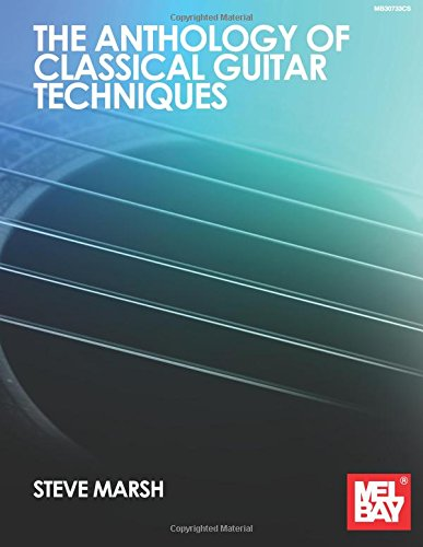 Anthology of Classical Guitar Techniques ebook