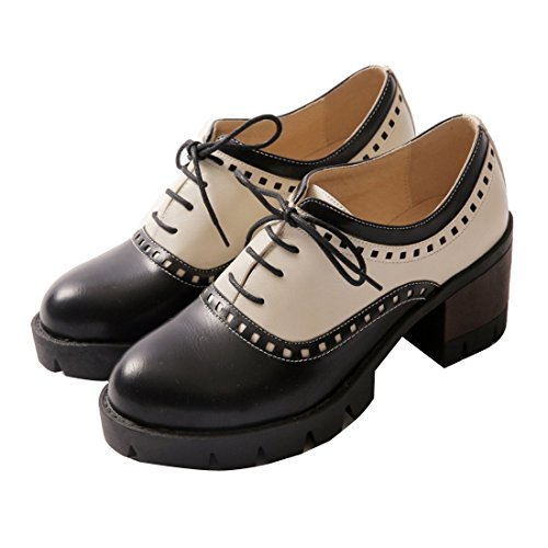 Complete your military dress uniform with a pair of High Gloss Oxford Uniform Shoes! With easy-care, high-shine uppers and an oil-resistant outsole, these Oxfords are ready to go for any dress function.