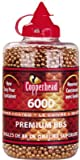 Crosman Copperhead 6000 Copper Coated BBs Cal. 4.5mm in a Bottle
