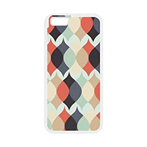 """HEHEDE Phone Case Of Retro Fashion Style Colorful Painted For iPhone 6 Plus (5.5"""")"""